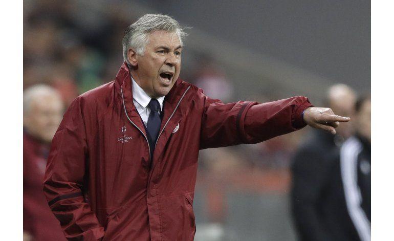 Bayern despierta en la Liga de Campeones
