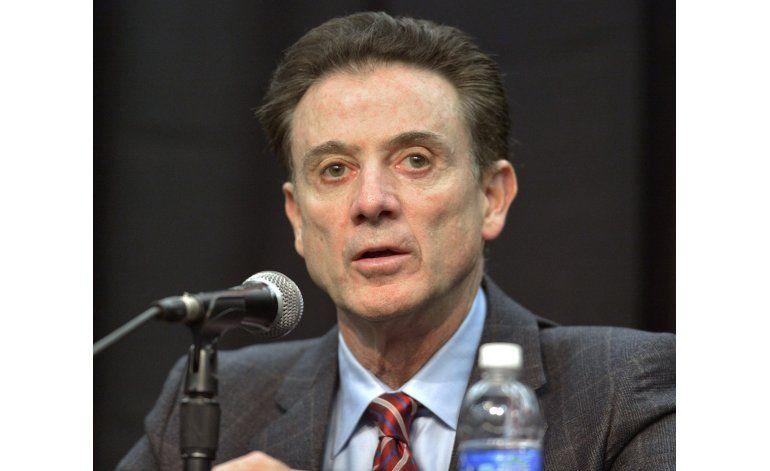 NCAA acusa a Louisville por escándalo con prostitutas