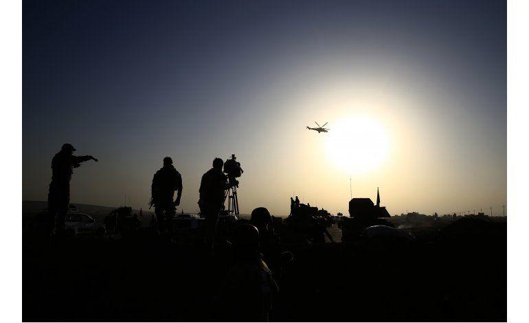Soldado de EEUU muere por bomba en el norte de Irak