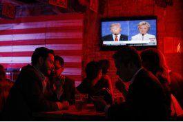 se burlan de trump por decir bad hombres durante el debate