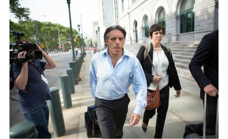 Empresario se declara culpable en caso de corrupción de FIFA