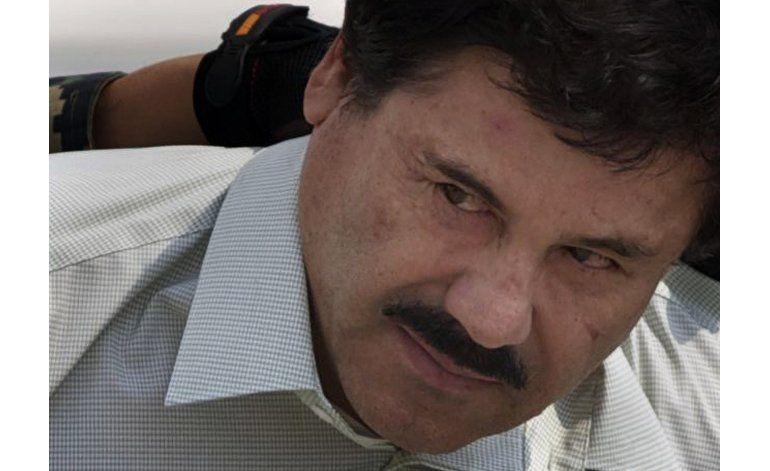 Niegan amparos al Chapo contra extradición a EEUU
