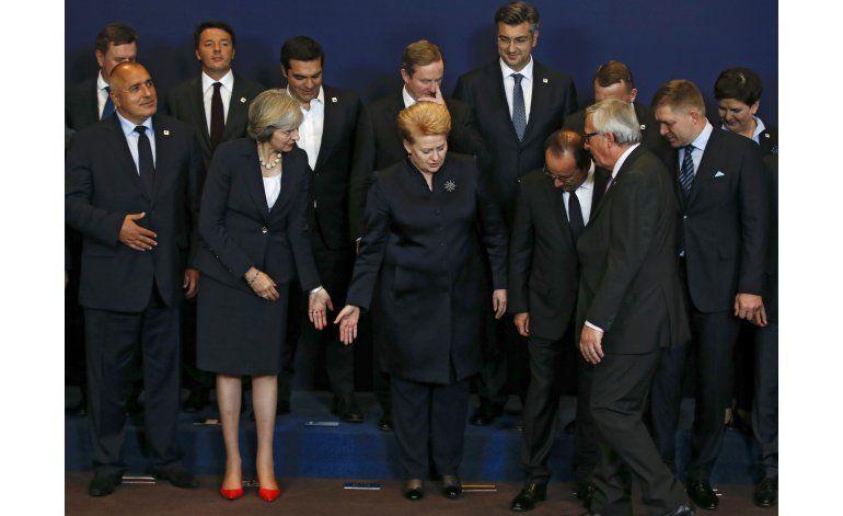Francia advierte a Gran Bretaña de negociaciones difíciles