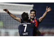 san lorenzo vence 2-0 a palestino en ida de cuartos de final
