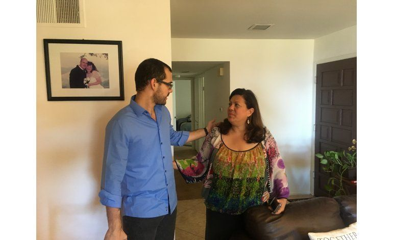 Activista venezolano se muda a EEUU tras salir de calabozo