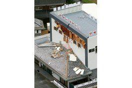 un sismo de magnitud 6,6 sacude el oeste de japon