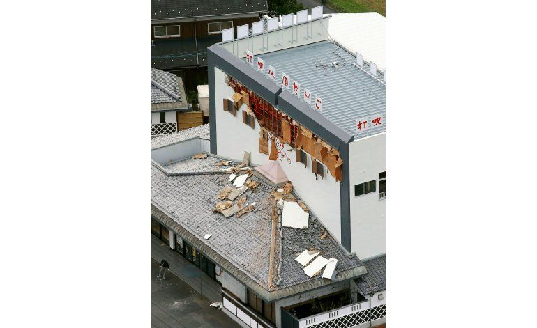Un sismo de magnitud 6,6 sacude el oeste de Japón
