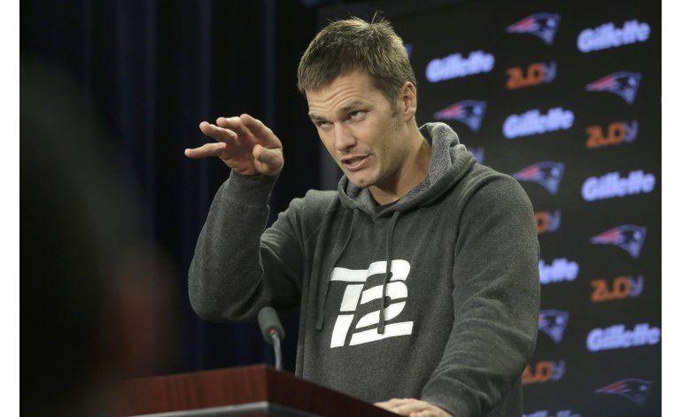 Brady y los Pats visitan a unos Steelers sin Roethlisberger