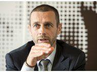 lider de la uefa promete proteger ligas nacionales