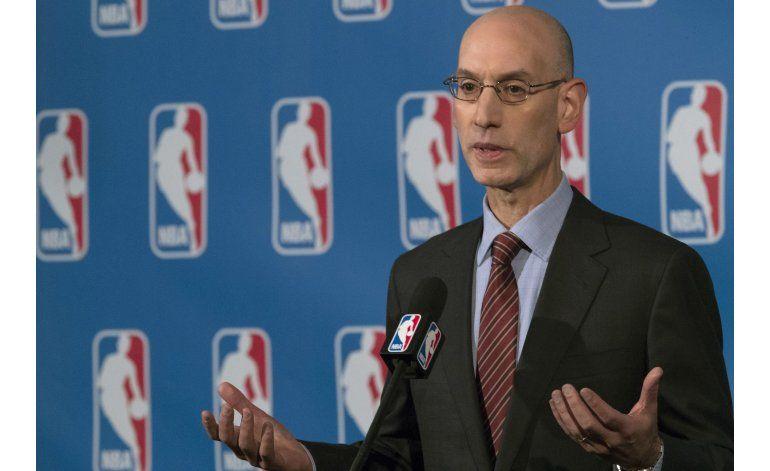 Silver: Nuevo contrato colectivo en la NBA está cerca