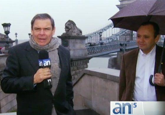 América Noticias en Hungría