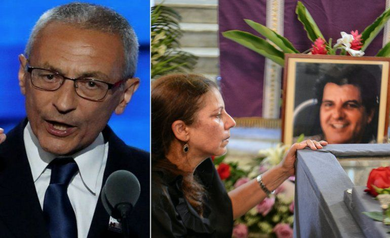 Jefe de la campaña de Hillary Clinton dijo que el régimen cubano mató al opositor Oswaldo Payá