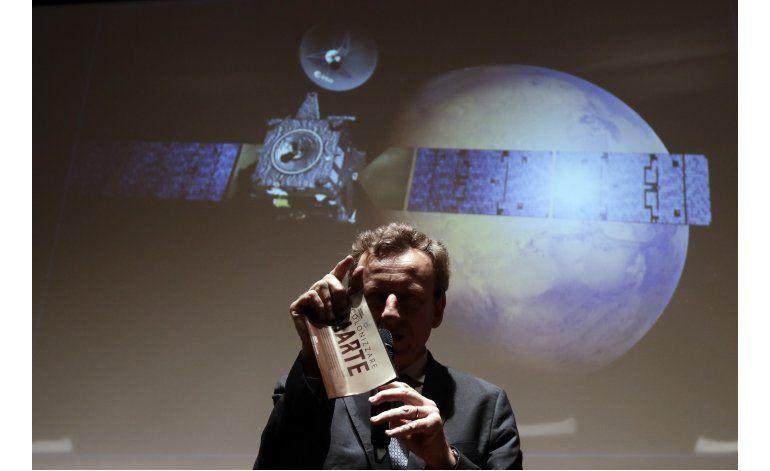 Sonda europea se estrella en Marte; quizá explotó