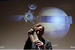 sonda europea se estrella en marte; quiza exploto