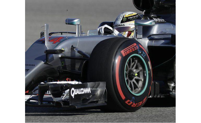 Rosberg marca el tiempo más rápido en práctica de GP de EEUU