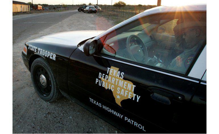 Texas reporta delitos menores como de amenaza alta
