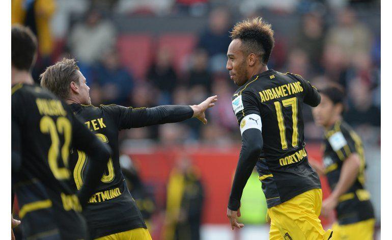 Ramos anota, Pulisic brilla en empate de Borussia Dortmund