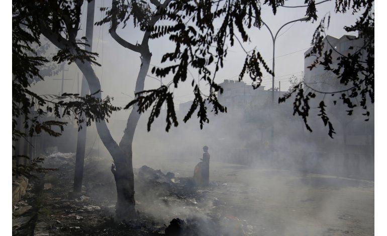 India lanza app de monitoreo de contaminación