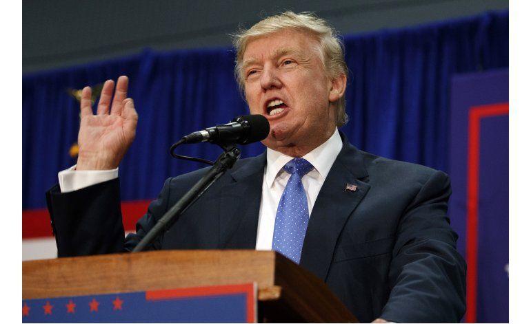 Trump promete demandar a mujeres que lo acusan