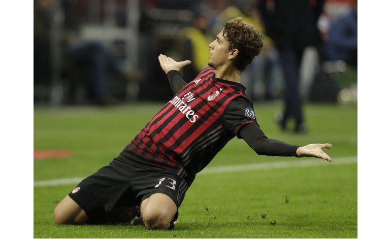 Milan vence 1-0 a la Juventus y se acerca a la cima