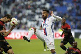 lyon cae 3-1 ante guingamp en liga francesa