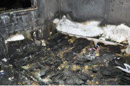 bebe y su perro mueren durante incendio en washington