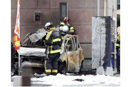 explosiones dejan un muerto en ciudad japonesa