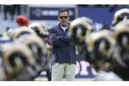 rams cometen 4 intercepciones al caer ante giants en londres
