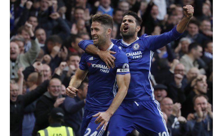 Mourinho, humillado en su regreso al Chelsea