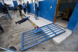 recapturan en haiti a algunos reos profugos