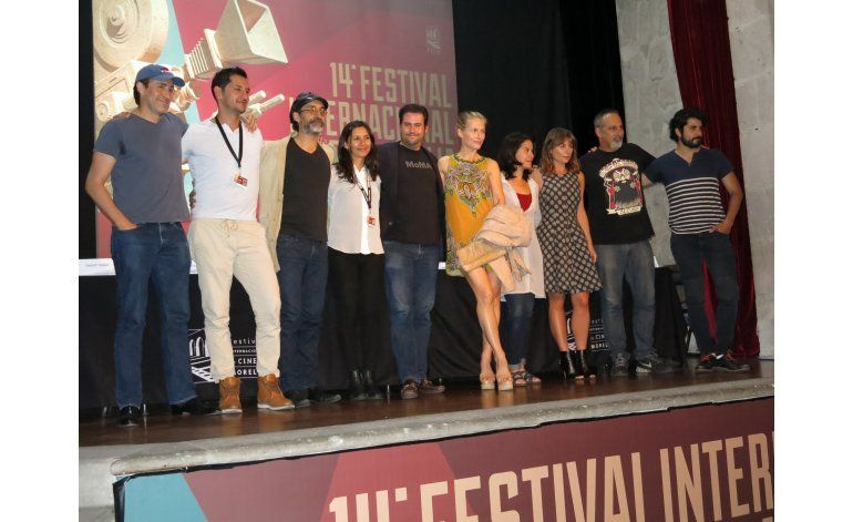 Demián Bichir debuta en Morelia como director