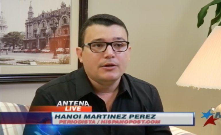 Joven cubano residente en EEUU regresa a Cuba a hacer periodismo libre