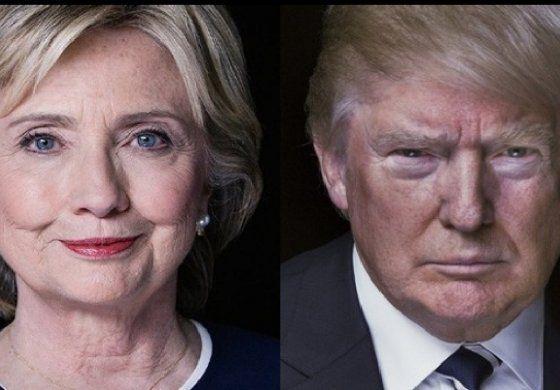 Trump, Clinton hacen último esfuerzo en estados reñidos