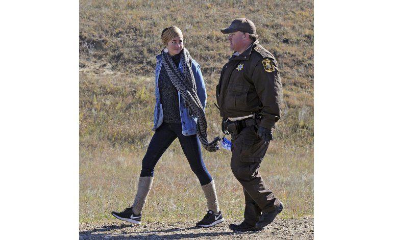 Shailene Woodley a juicio en enero por protestar oleoducto