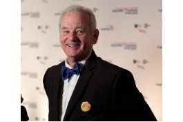 bill murray recibe el maximo honor a la comedia