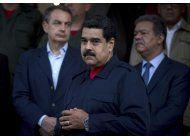 anuncian dialogo entre la oposicion y el gobierno de maduro
