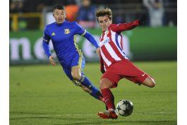 griezmann, mejor jugador en espana; simeone, mejor tecnico
