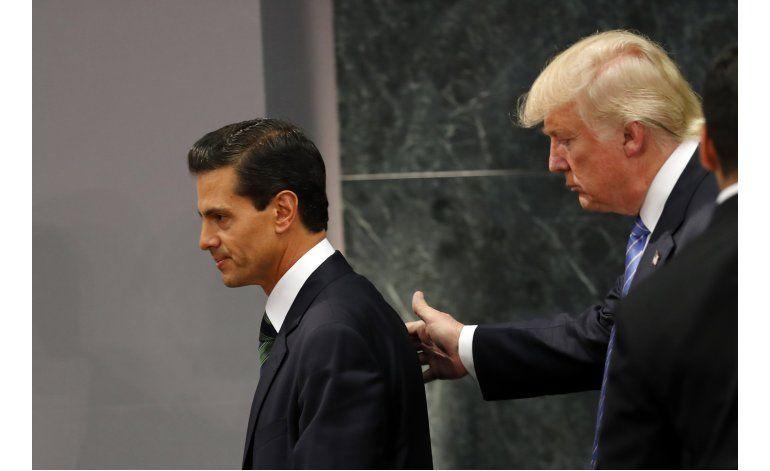 Peña Nieto: Visita de Trump pudo haberse manejado mejor