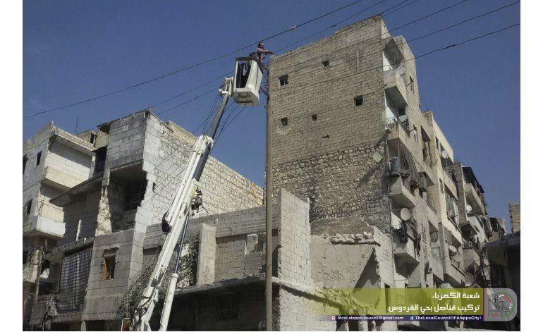Rusia: siguen abiertos los accesos humanitarios en Aleppo