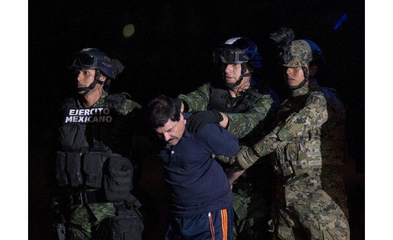México: Pareja de El Chapo Guzmán presenta denuncia a DDHH