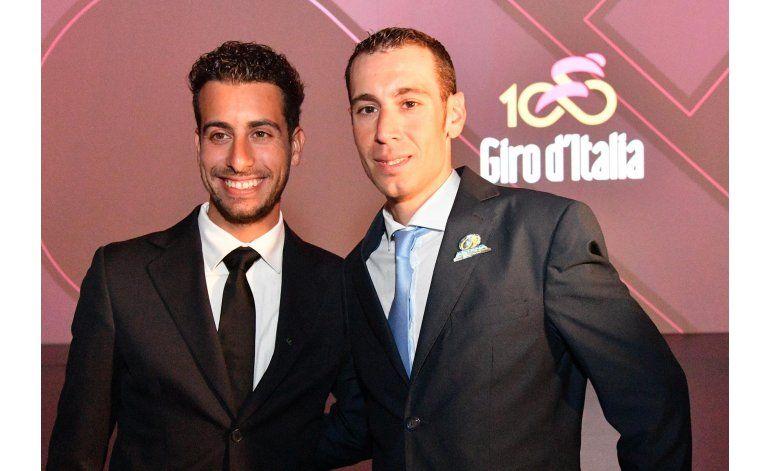 Cerdeña y Sicilia están en ruta del Giro 2017