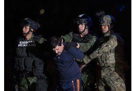 el chapo guzman es extraditado a estados unidos
