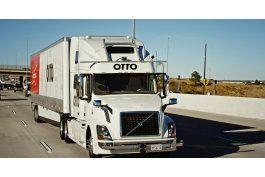 eeuu: camion autonomo viaja 193 km para realizar entrega