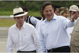 panama y colombia instalaran bases de seguridad en frontera