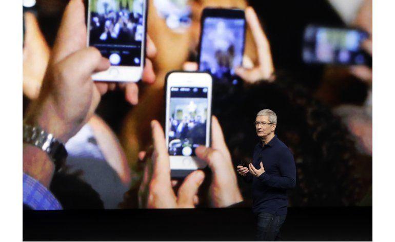 Cayeron las ventas de Apple en el pasado trimestre