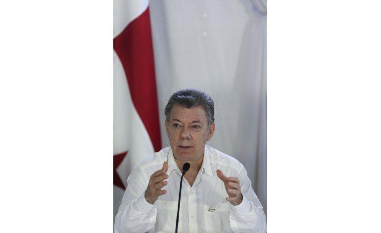 Buscan destrabar el proceso de paz en Colombia