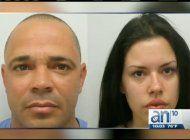 amantes de hialeah arrestados con 22 tarjetas de credito falsas