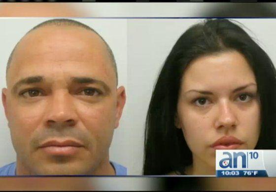 Amantes de Hialeah arrestados con 22 tarjetas de crédito falsas