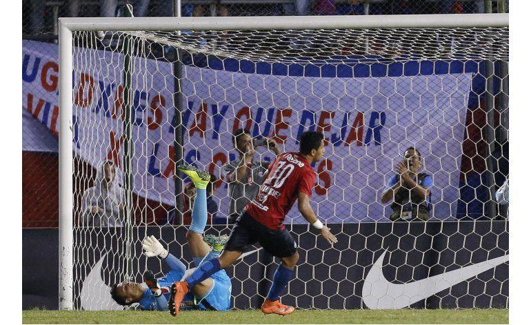 Sudamericana: Cerro Porteño vence a Medellín y va a semis