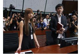 legisladores hongkoneses prodemocracia retoman sus protestas